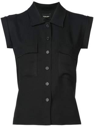 Rachel Comey sleeveless button blouse