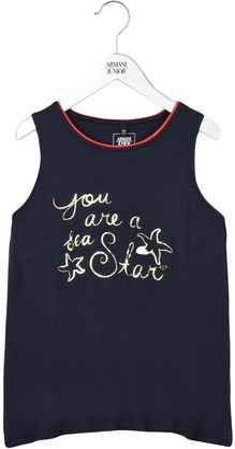 Armani Junior T-shirts - Item 12156939HT