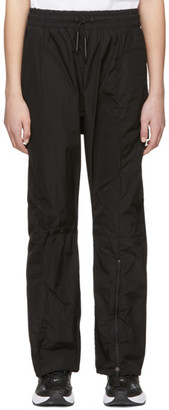A-Cold-Wall* Black Puffer Tie Lounge Pants