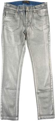 Roberto Cavalli JUNIOR Denim pants - Item 42703926CC