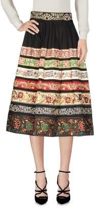 Alice + Olivia 3/4 length skirts