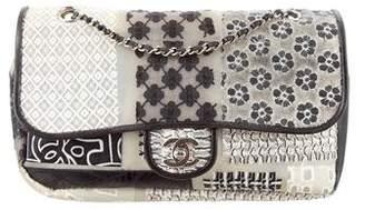 Medium Patchwork Flap Bag
