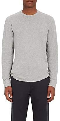 Vince Men's Thermal-Knit Cotton T-Shirt