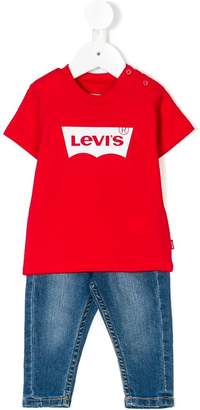 Levi's Kids T-shirt and jeans set