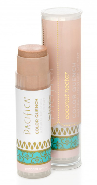 Pacifica Coconut Nectar Color Quench Lip Tint
