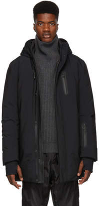 Mackage Black Chano Powder-Touch Down Jacket