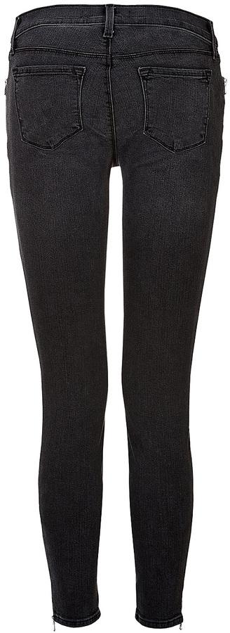 J Brand Jeans Cropped Skinny Jeans