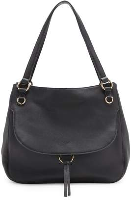 Vince Camuto Barna Flap Tote