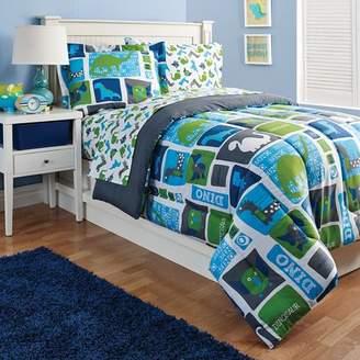 Kidz Mix Dinosaur Colorful Comforter Set