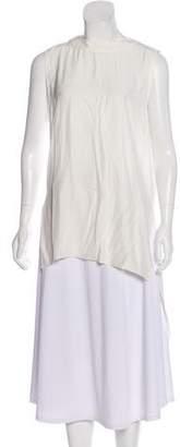 Public School Silk Sleeveless Top