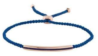 Monica Vinader Lapis Cord Bracelet