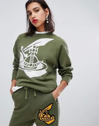Vivienne Westwood classic sweatshirt