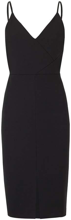 Outline - The York Dress Black