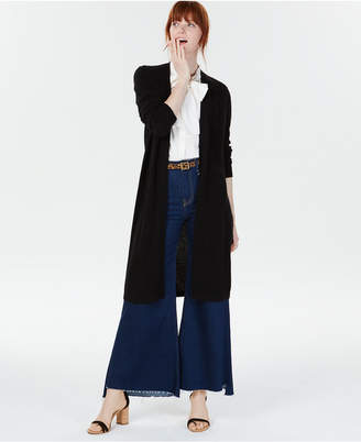 Charter Club Cashmere Duster Cardigan