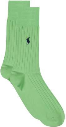 Ralph Lauren Short Cotton Socks
