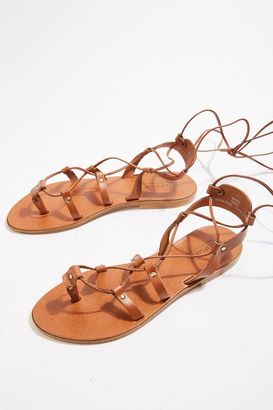 Foxy ghillie sandals