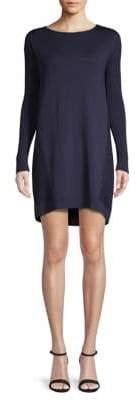 Lafayette 148 New York Wool Sweater Dress