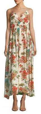 Molly Bracken Floral Maxi Dress