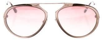 Tom Ford Dashel Gradient Sunglasses