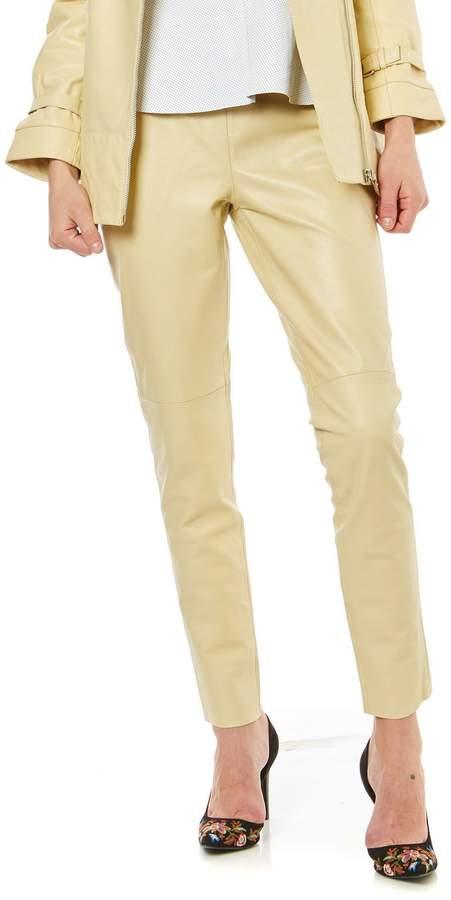 Isaco Lederhose - beige