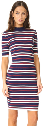 J.O.A. Stripe Dress $80 thestylecure.com