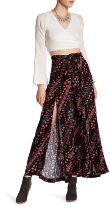 Free People Remember Me Maxi Skirt $128 thestylecure.com