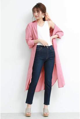 BODY DRESSING (ボディ ドレッシング) - Proportion Body Dressing Final Sale ダークインディゴ1  and GIRL 7月号掲載 スキニーデニムパンツ プロポーション ボディードレッシング
