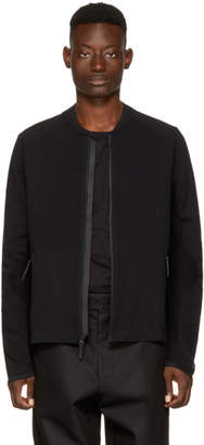 Nike Black NSW Tech Knit Bomber Jacket