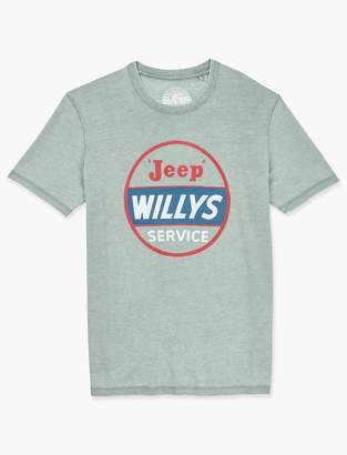 Jeep Willy Sales Tee