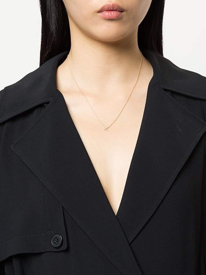 Sydney Evan Diamond L Necklace