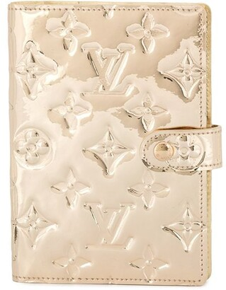 Louis Vuitton Pre-Owned agenda PM notebook cover