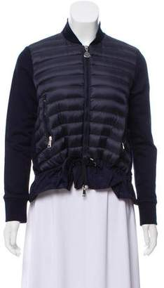 Moncler Casual Zip-Up Jacket w/ Tags