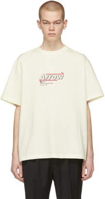 Off-White ADER error Arrow Graphic T-Shirt