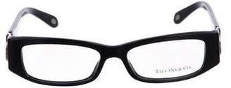 Tiffany & Co. Square Eyeglasses