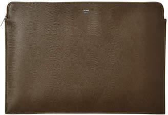 Celine Leather Document Holder