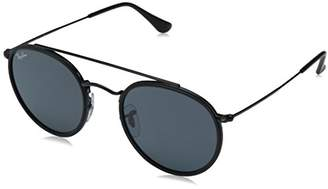 Ray-Ban 0rb3647n Round Sunglasses