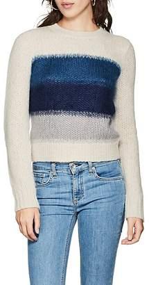 Rag & Bone Women's Holland Wool-Blend Crop Sweater - Ivorybone