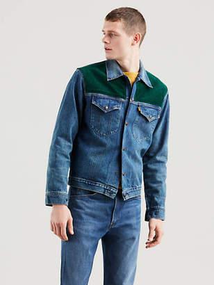 Levi's Orange Tab Trucker Jacket