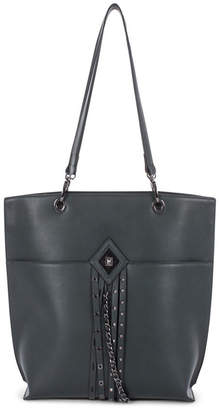 Celine Dion Collection Leather-Like Legato Tote