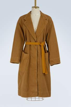 Etoile Isabel Marant Cotton Laurel coat
