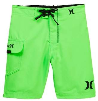 Hurley One and Only Boardshorts (Toddler Boys)