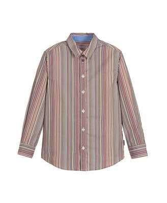 Paul Smith Lorens Classic Striped Shirt