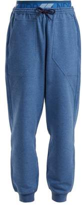 Lndr - Dander Jersey Track Pants - Womens - Blue Multi