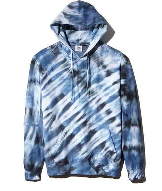 Stain Shade Tie-Dyed Hooded Sweatshirt - 100% Exclusive