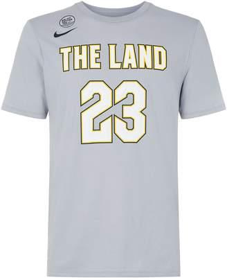 Nike LeBron James Cotton T-Shirt