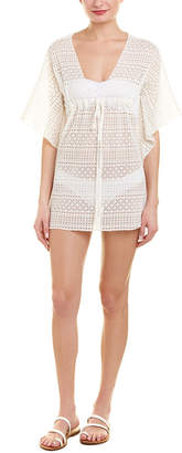 Letarte Accuracy Tie-Waist Cover-Up