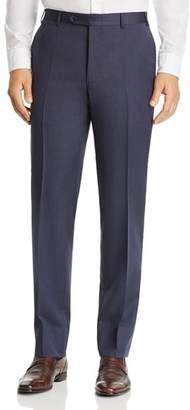 Canali Siena Cavalry Twill Classic Fit Dress Pants