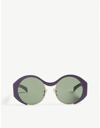 Marni Me628s round-frame sunglasses