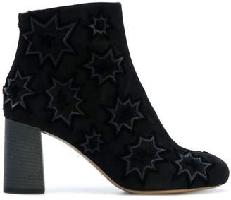 Chloé Harper ankle boots