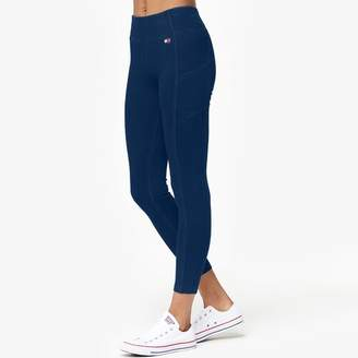 2a4764e1 Tommy Hilfiger Panel High Rise Leggings - Women's
